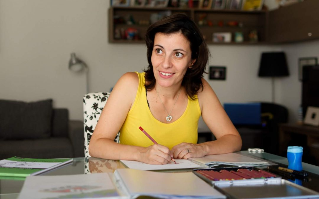 Így született a Ratrak mesék – interjú a szerzővel, Petres-Majsa Adriennel